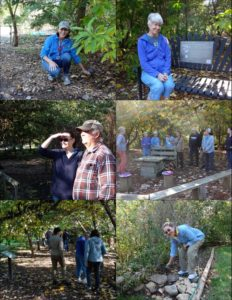 10-18-14 Garden Tour, Celebration & Dedication of MG Shade Garden