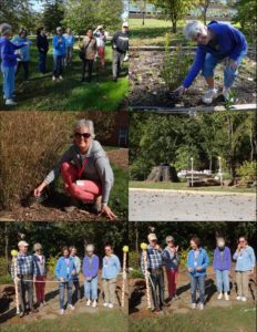 10-18-14 Garden Tour, Celebration & Dedication of MG Shade Garden 2