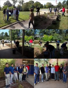 September 23, 2014 CEC Volunteer Day with JAAA students & teachers & Master Gardeners 2