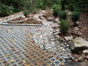 Permeable pavers